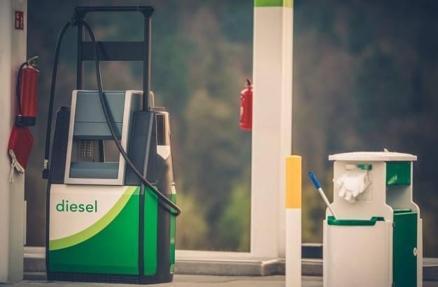 gasolina-óleo-diesel